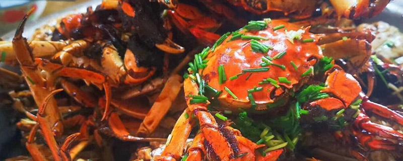 香辣蟹怎么吃
