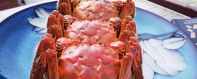 大闸蟹煮熟后蟹壳为什么会变色