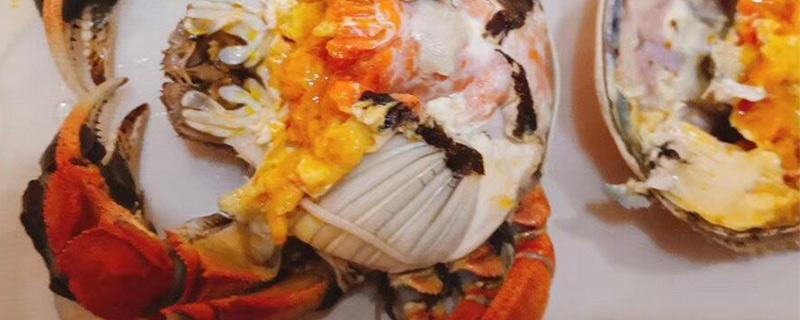 蟹腮能吃吗