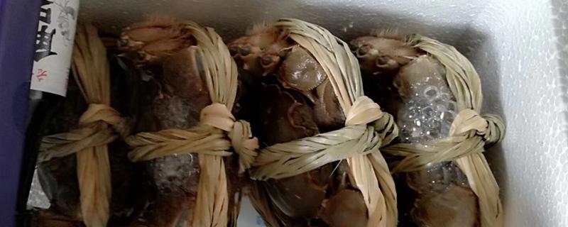 大闸蟹礼盒为什么要用冰袋包装呢