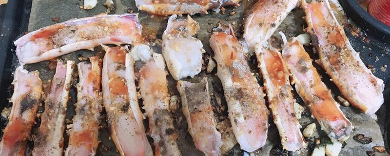 长脚蟹和帝王蟹的区别