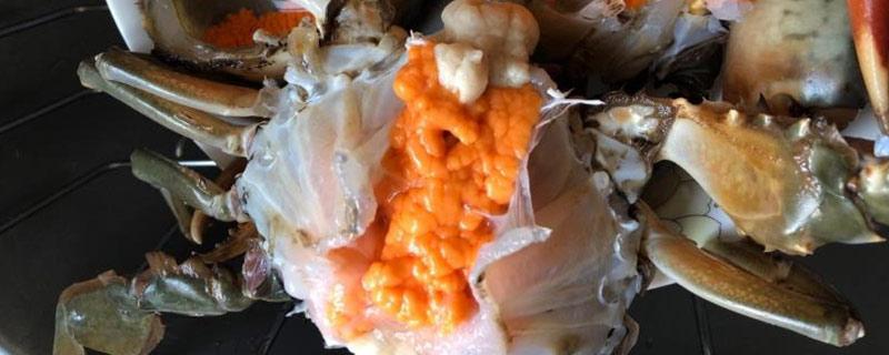 煮熟的青蟹隔夜能吃吗