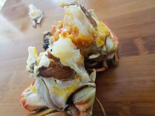 大闸蟹不能与什么同食?