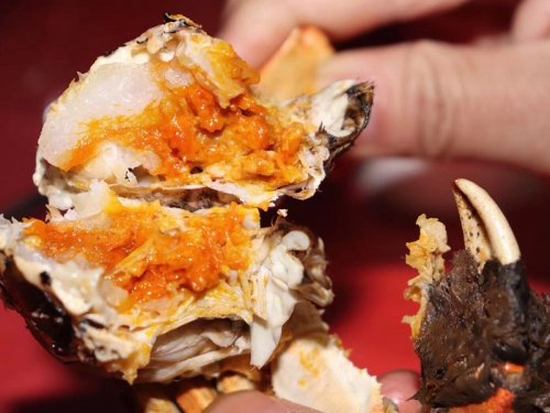 蟹膏的营养价值及功效