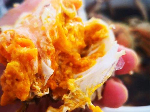 为什么大闸蟹的肉是咸的