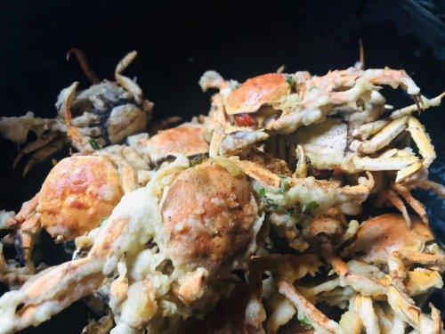大闸蟹可以和西红柿一起吃吗?