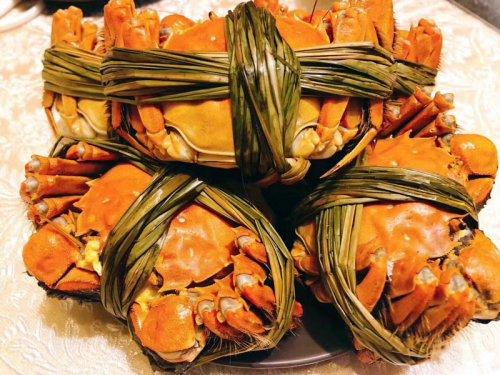 大闸蟹的热量高吗?蟹黄脂肪含量多吗?