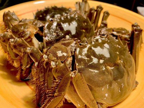 如何用酱油腌制大闸蟹?