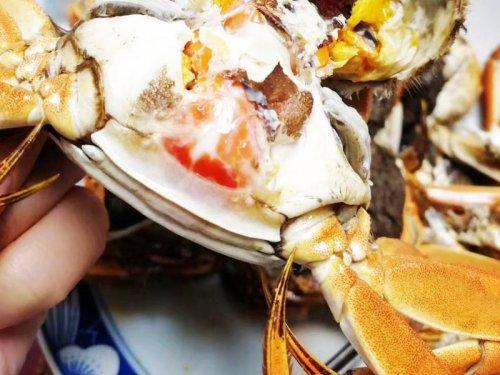 女人吃大闸蟹有什么好处?有抗衰老的功
