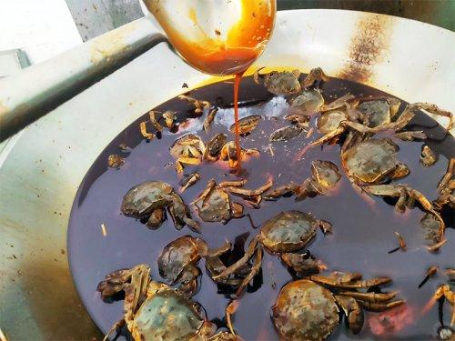 大闸蟹几两重的好吃
