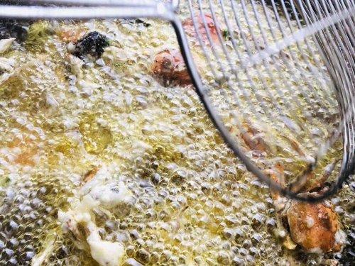 炸好的大闸蟹可以放多久