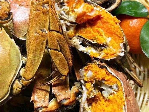 大闸蟹吃了不能吃什么水果