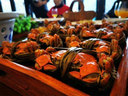 清蒸大闸蟹是哪个地方的菜