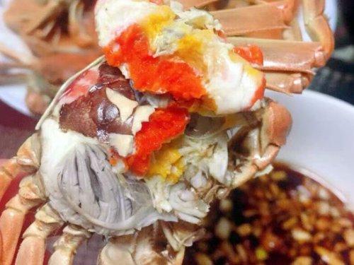 大闸蟹哪里不能吃