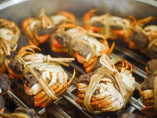 大闸蟹与哪些食物相克
