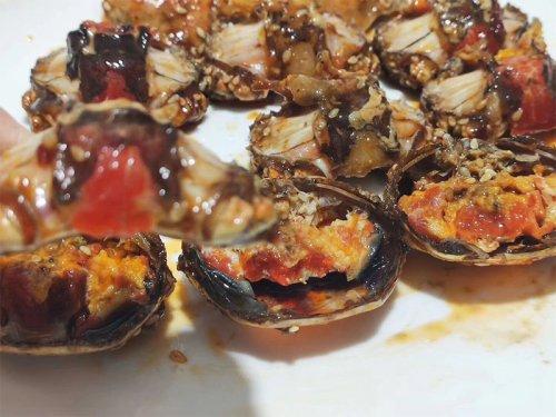 大闸蟹的壳有什么作用