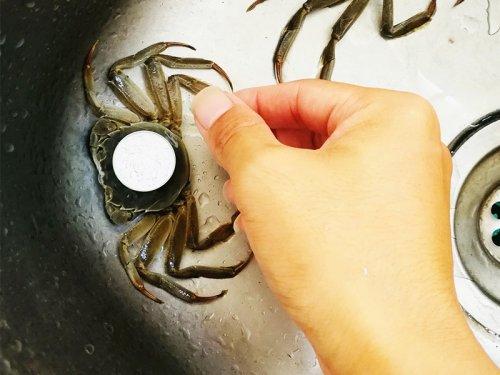 老头蟹和大闸蟹的区别