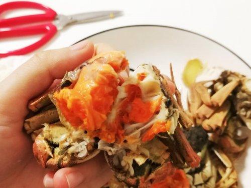 大闸蟹是不是海鲜类品名