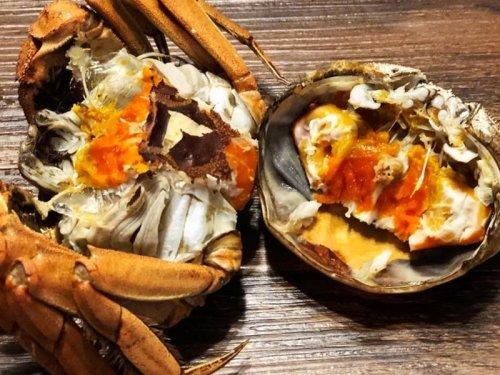国庆期间吃公蟹还是母蟹