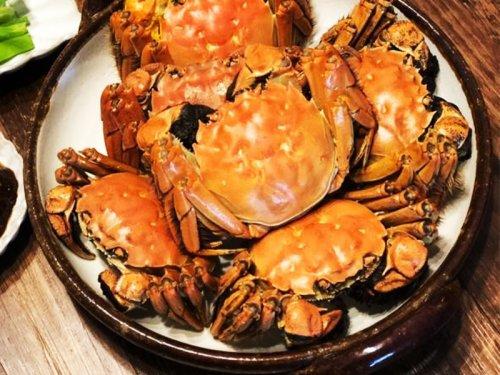 中秋节吃大闸蟹肥吗