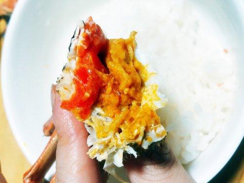 蟹膏是大闸蟹的精子吗