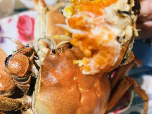 大闸蟹和冬枣能一起吃吗