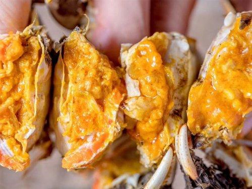吃大闸蟹配什么主食和菜