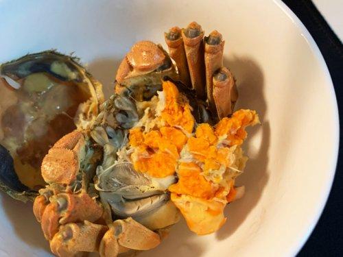 大闸蟹可以用电饭锅蒸吗