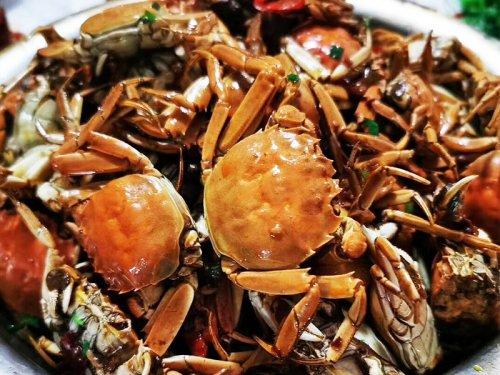 早熟蟹怎么做香辣蟹