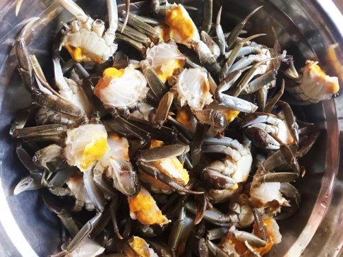 六月黄大闸蟹怎么吃
