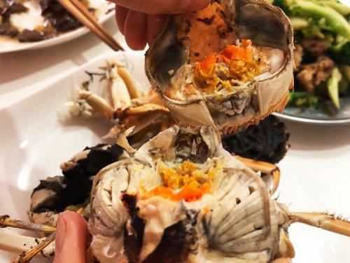 中秋为什么吃大闸蟹
