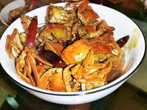 红酒和大闸蟹可以一起吃吗