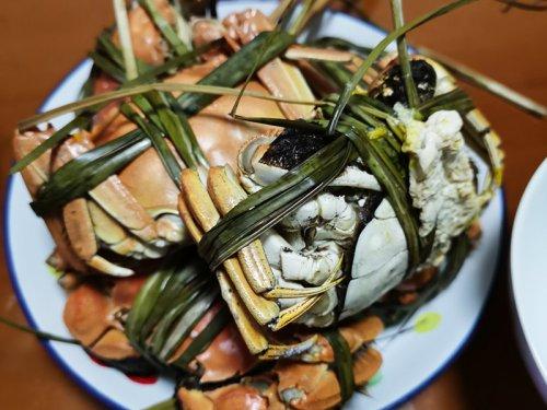 大闸蟹和土豆可以一起吃吗