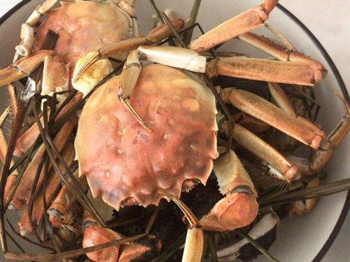 大闸蟹和花生能同吃吗