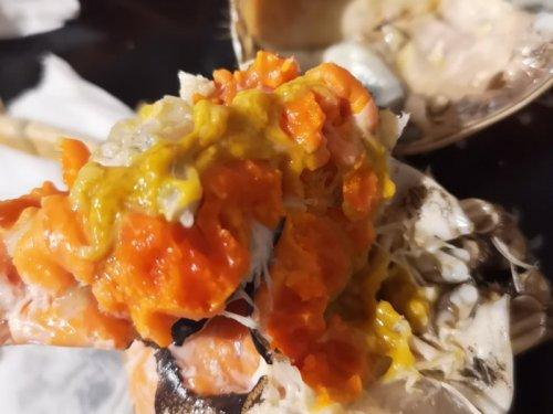 大闸蟹有哪四味