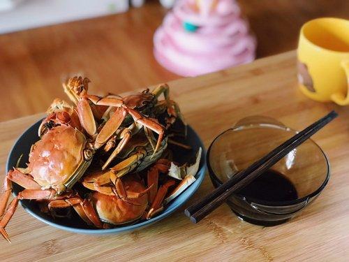 吃大闸蟹能喝豆浆吗