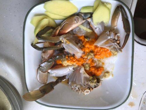 黄油蟹是怎么样形成的