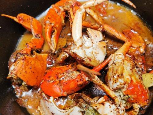 黄油蟹是海水还是淡水的