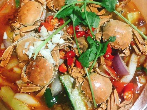 一元蟹怎么做好吃