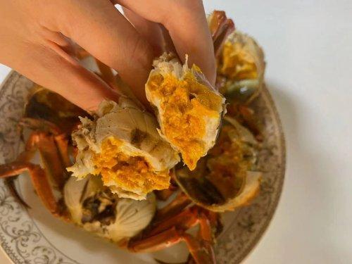 刚怀孕可以吃螃蟹吗
