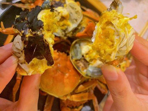 冰箱冻死螃蟹能吃吗