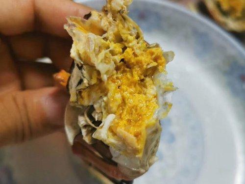大闸蟹与地瓜能一起吃吗
