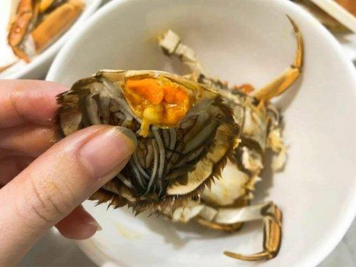 大闸蟹是酸性还是碱性