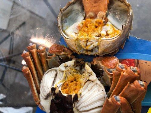 大闸蟹吃哪里