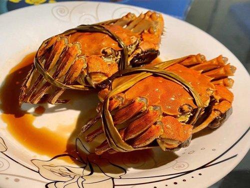 熟醉蟹的做法和调料