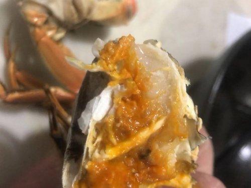 如何检验大闸蟹是否蒸熟