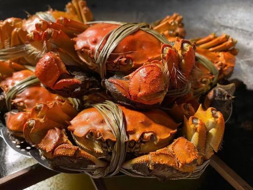 大闸蟹和豆腐同食吗