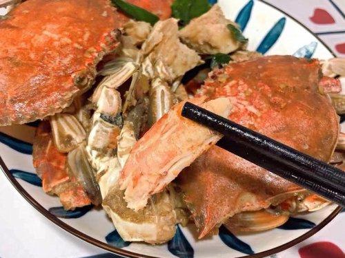 梭子蟹公母哪个好吃