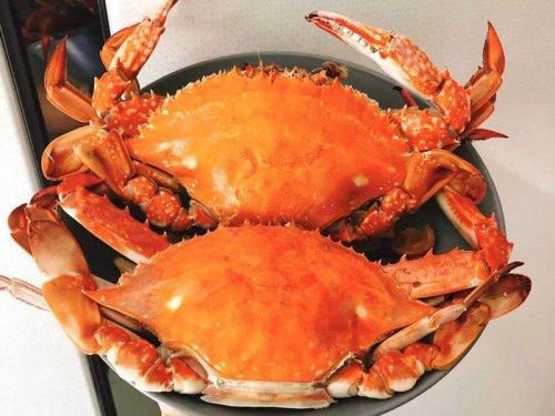 梭子蟹不能和什么一起吃